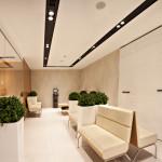 Wnętrze Kliniki - Poczekalnia dla pacjentów