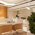 Wnętrze Kliniki - Recepcja